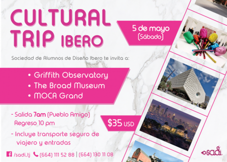 Cultural trip Ibero @ Griffith Observatory